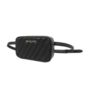 Ví Michael Kors Belt Bag Vegan Faux Leather Đen 4736 - TT601